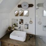 Salle de bain gîte L'Atelier des curiosités - L'Atelier and Cow
